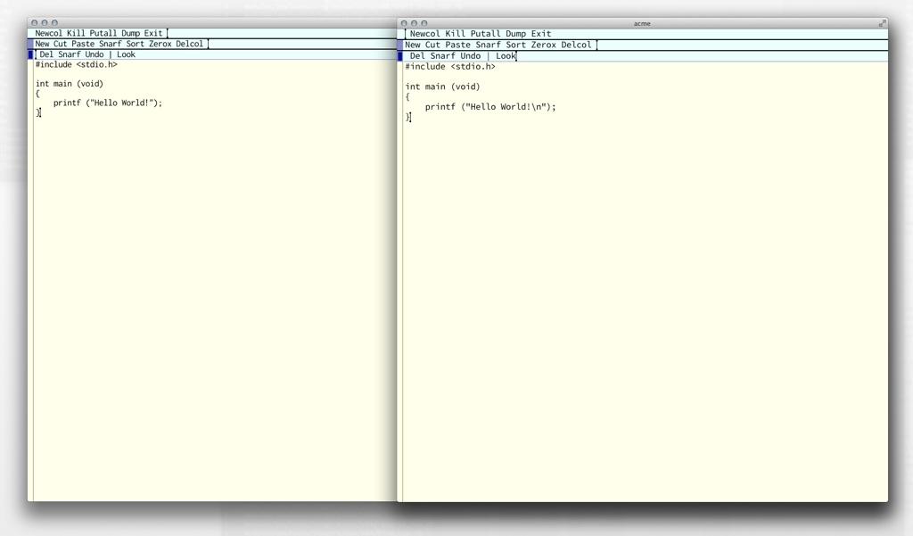Inconsolata vs Adobe Source Code Pro