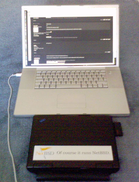 Workpad & NetBSD