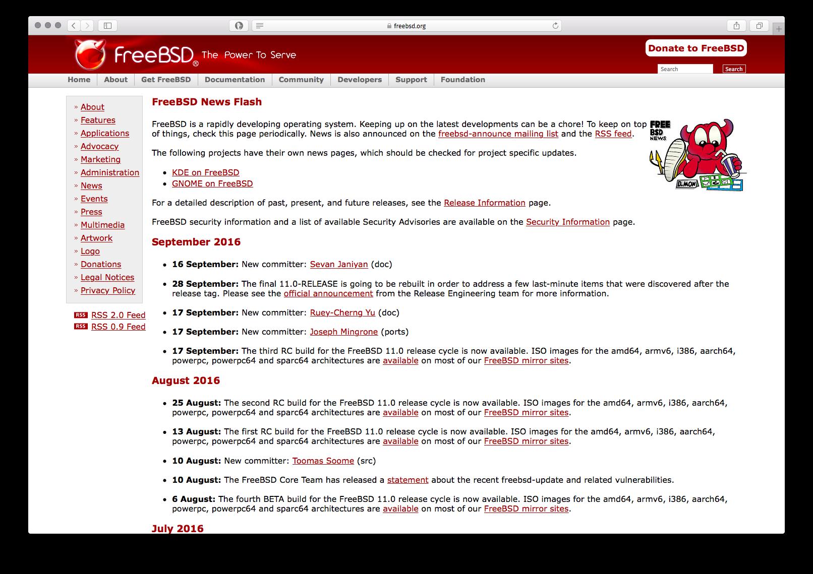FreeBSD | GeekLAN